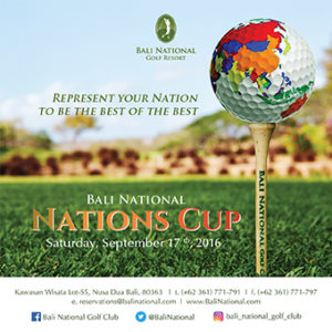 SPORT Bali national nation cup