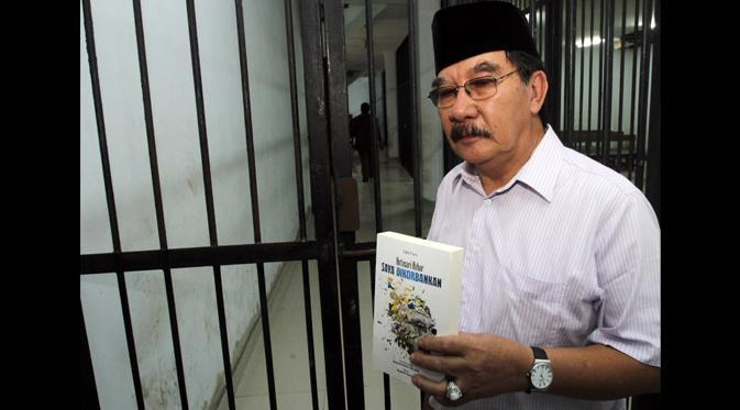 Antasari sby derriere les accusations de meurtre contre - Porter plainte pour fausse accusation ...